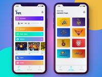 Ipl app redesign