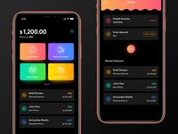 Dark Payment App