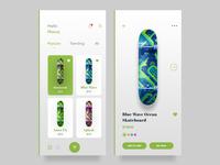 Skateboard App Lighter