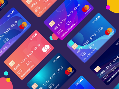 Credit Card payment debit card swipe motion animation cards credit card