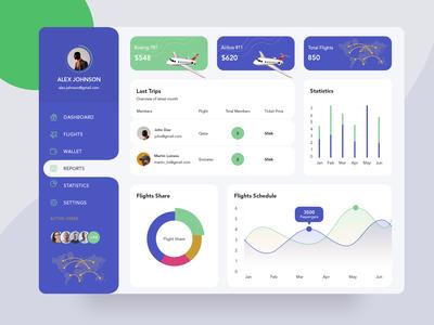 Flight Web