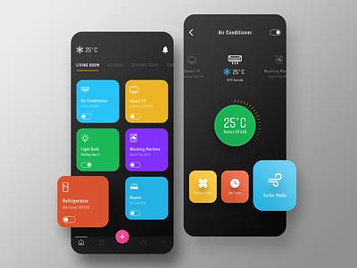 smart home smart home smartwatch smartphone ios app app design home automation smart app smarthome