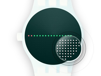 FoW - Foldable Watch