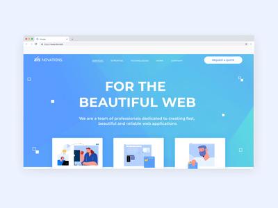 Web site Ais Novations