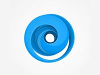 Entwino - 3d Logo