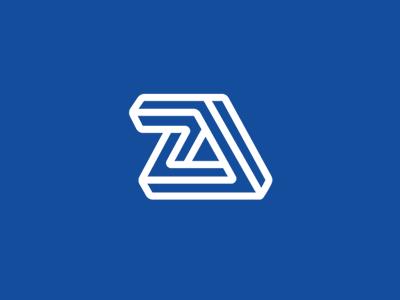 ZA Logo Development design branding a z logo