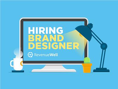 Rw Design Brand Designer Dribbble graphic designer hire illinois chicago team design jobs software designer brand hiring