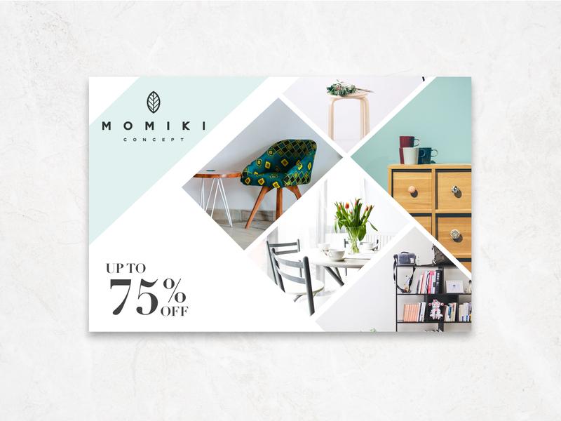 Furniture Shot ecommerce website banner ui ux designer ux designer ui concept interior design social banner design banner ad indoors chairs furniture design design