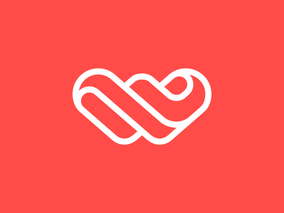 W mark minimal vector minimalism geometry illustration design icon mark logo line w