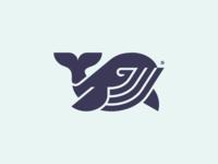 Whale mark