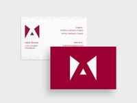 Business Card | Anaïs Migeon - UI Designer
