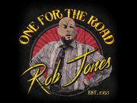 One for the Road - T-Shirt Design