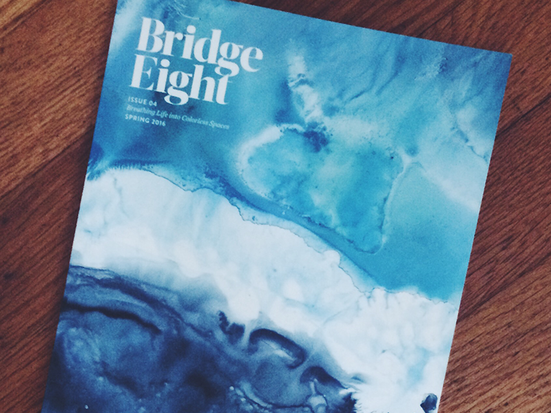 Bright Eight Issue 04 editorial