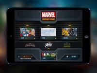 Marvel ios ipad app