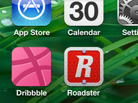 Roadster App Icon
