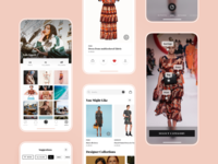 AI fashion app