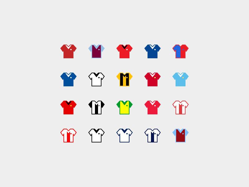 Shirts soccer football jersey shirt