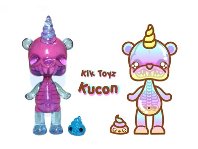 Kucon Resin Art Toy