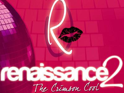 Renaissance 2 flyer pink kiss