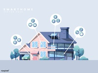 Smart Home Vector Pack