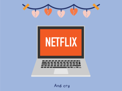 Netflix and cry
