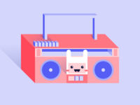 Adventure Time Boombox