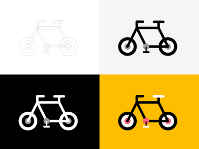 Bike Illustration Rebound