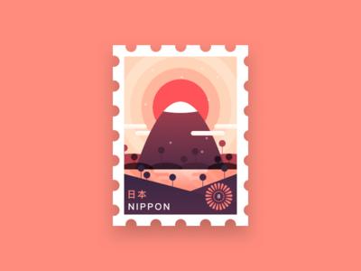 Japan Stamp Rebound