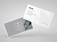 Real Estate Business Card Concepts