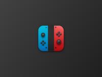Skeuomorphic Nintendo Icon