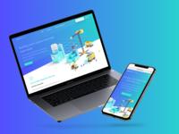 Tech Venture Responsive Site