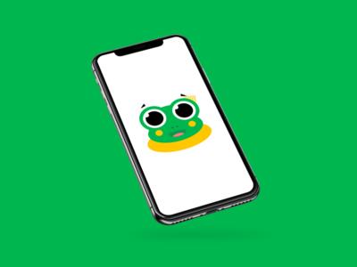 Cute Frog Wallpaper