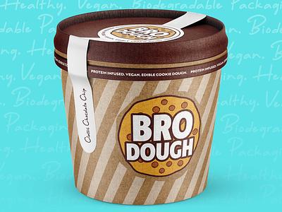 CPG Biodegradable Design packaging package design simple package design branding mock up graphic design design