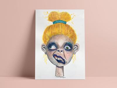Peculiar Portraits