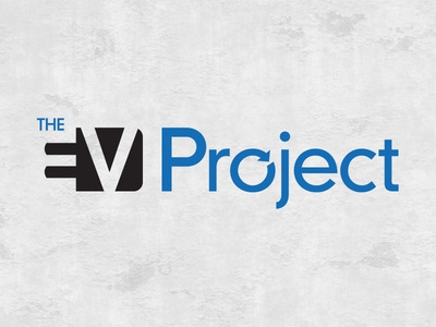 The EV Project Logo