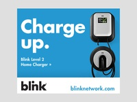 Banner Ad for Blink