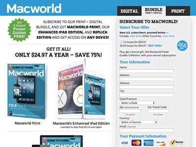 Macworld macworld