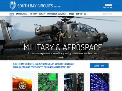 Design Concept homepage