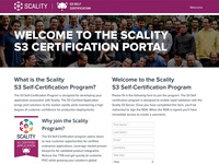 Certification Portal