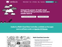 Zenko Web Site