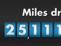 Miles Driven - Odometer