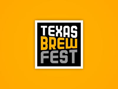 Texas Brew Fest Icon