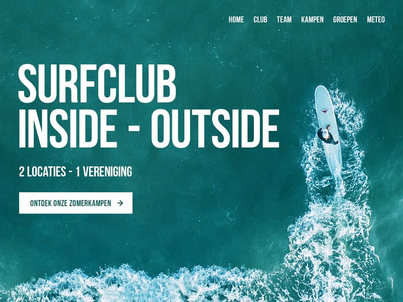 Inside - outside surf club styleframe