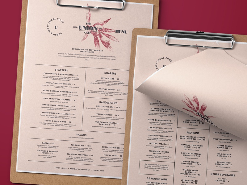 Creative Menu Designs Themes Templates And Downloadable Graphic