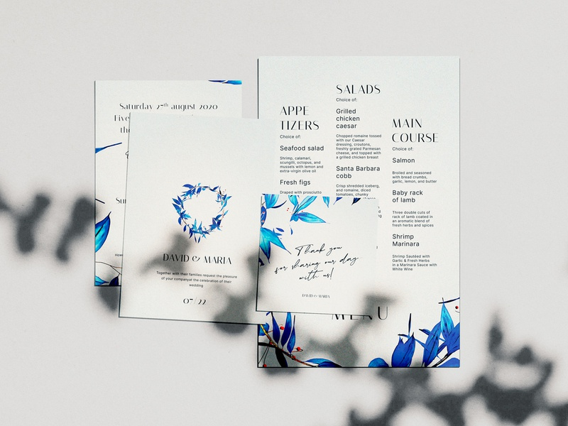 Wedding Collection rustic modern wedding invitation creative wedding wedding menu psd wedding download wedding watercolor invitation invitation card save the date rsvp design invitations wedding invitations wedding design invitatioin wedding invite wedding card weddings wedding invitation blue wedding wedding