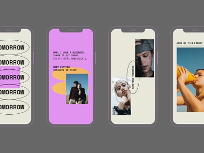 Instagram Design Kit design template instagram trends social media future minimalist modern canva template canva instagram template instagram stories instagram post instagram