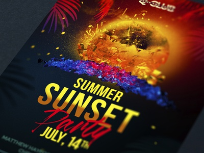 Sunset Summer Party