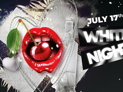 White Night Club Party