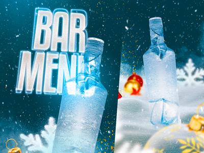 Christmas Bar Menu