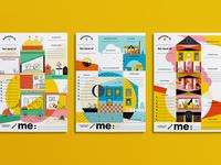Children's Poster Set